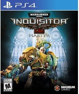 Warhammer 40,000: Inquisitor - Martyr - PlayStation 4 [video game] - $19.47