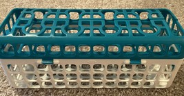 OXO Tot Dishwasher Basket for Bottle Parts & Accessories Blue & White - $13.85