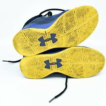 Under Armour Boys' Pre-School UA Lockdown 3 Basketball Shoes Youth Size 3Y image 7