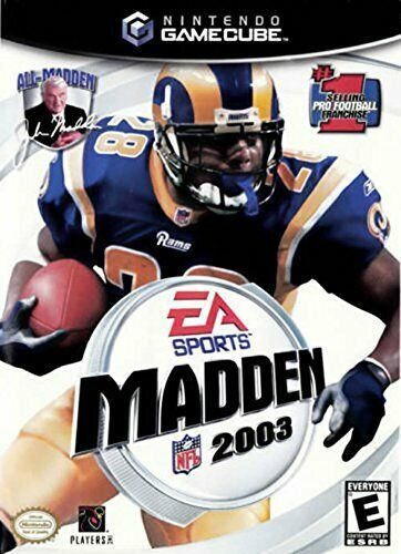 Primary image for Madden NFL 2003 NGC