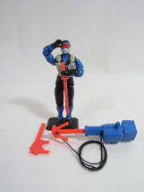 Vintage 1991 GI G.I. Joe ARAH Snake Eyes (v4) Nearly Complete - $25.55