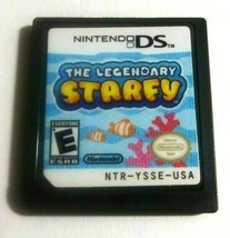Legendary Starfy  Nintendo DS 2009 Game Only No Case - $11.85