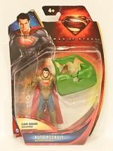 DC Comic Mattel Man of Steel Superman Auto Assault Car Door Weapon Actio... - $8.59