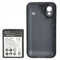 3500MAH Extended Internal Battery with back Cover for SamSung Galaxy Ace... - $8.99