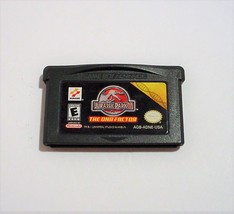Jurassic Park III The DNA Factor 3 Nintendo Game Boy Advance, 2001 - $9.99