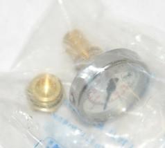 Bainchi F lli 422MC0060E MF Brass Ball Valve PN25 Pipe Union Oring Thermometer image 2