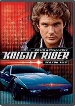 Knight Rider: Season Two - 3 Disc DVD ( Ex Cond.) - $21.80
