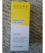 ACURE Brightening Day Cream with cica & argan oil 1.7 Oz - $10.40