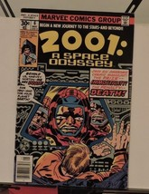 2001: A Space Odyssey #6 (May 1977, Marvel) - $8.83
