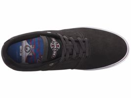 DARK MENS GREY VULC SHOES X NIB INDEPENDENT EMERICA REYNOLDS LOW SKATEBOARDING qqRzHwS