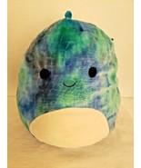 "Kellytoy Squishmallow Damien Dinosaur 12"" Plush Stuffed Animal Blue Green - $45.52"