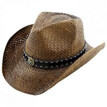 TX-475 TOYO COWBOY HAT WESTERN COW  One Size NWT FREE SHIPPING - $37.39