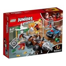 LEGO 10760 Juniors The Incredibles 2 Underminer Bank Heist - $69.99