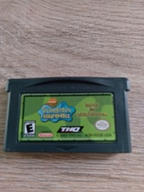 Nintendo Game Boy Advance GBA SpongeBob: Battle For Bikini Bottom image 2