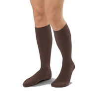 Jobst forMen Ambition 15-20 mmHg Size 4 Brown Knee High CT Long - $38.44