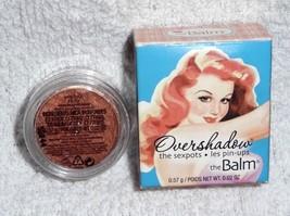 The Balm Overshadow Shimmering All Mineral Eyeshadow (BNIB  - $8.02