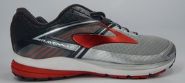 Brook Ravenna 8 Sz US 10.5 M (D) EU 44.5 Men's Running Shoes SIlver 1102481D067