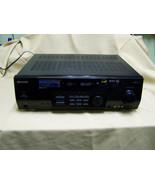 Kenwood VR 517 6 Channel Surround Sound Dolby DTS Digital 100 W Receiver... - $79.19