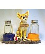 El Caliente (Dog Salt & Pepper Shaker Set) - $31.65
