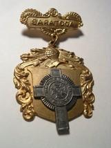 Antique Medal 1907 Masonic 30th Triennial Conclave Badge  / Hanselmann O... - $35.00