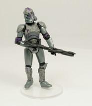 Star Wars Hasbro - 2005 Revenge of the Sith Covert Ops Clone Trooper loo... - $22.99