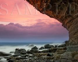Photograph of Coast Sunset Landscape 8X10 New Photo Art Print Ocean Art ... - $7.66