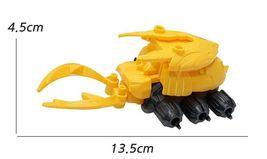 Bugsbot Ignition Basic B-10 Battle Sumatra Action Figure Battling Bug Toy image 4