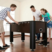 "56"" Furniture Foosball Table Soccer Family Game Room Arcade Indoor Sport... - $391.47"