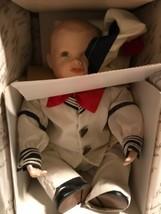 Vintage Ashton Drake Knowles Picture Perfect Babies Matthew 1987 - NIB w... - $44.55