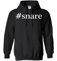 Hashtag snare  Blend Hoodie - $43.82 CAD+