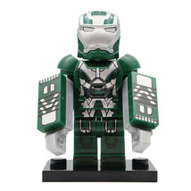 Iron Man Mark 26 MK26 (Gamma Radiation Suit) Marvel Avengers Lego Minifigures - $2.99