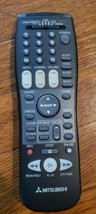 OEM Mitsubishi Universal Remote Control VCR TV DVD Cable - Free Shipping  - $11.99