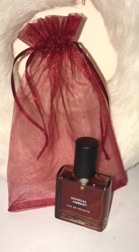 Bath and Body Works Sensual Amber Eau de Toilette Perfume 0.5 oz.- NEW, No Box