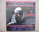 12 Monkeys LASERDISC Letterboxed Edition [Laser Disc]