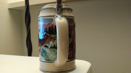 Endangered Species Stein/American Grizzly/No. 69221/Made in Brazil. - $6.93