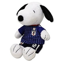 New! Snoopy JFA Soccer Japan National Team 2018 Plush Doll Peanuts Japan... - $65.44