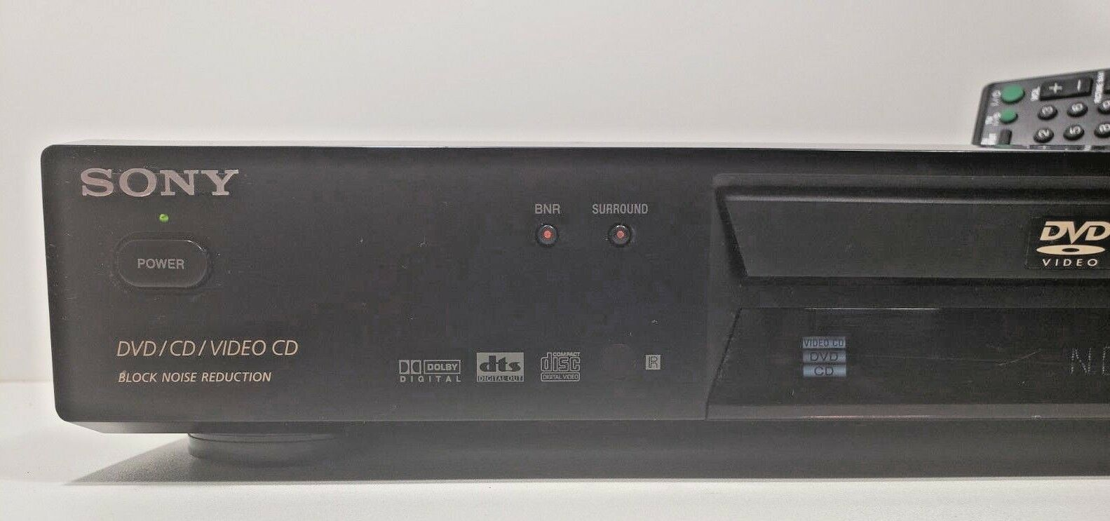 Sony DVP-NS300 CD/DVD/Video CD Player.. Tested with Remote image 2