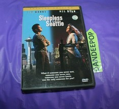 Sleepless in Seattle (DVD, 1999, Special Edition Closed Caption) - $9.89