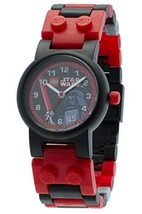 LEGO Star Wars 8020301 Darth Vader Kids Buildable Watch with Link Bracel... - $43.11