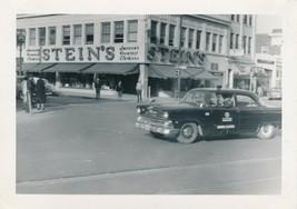 M21 Vintage Photo 3x5 Snapshot NYC New York City Police Car Street Scene... - $9.85