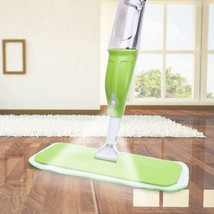 Spray Mop 350ML Micro Fibre Squeegee Water Spraying Marble Tray Floor Cl... - $23.27