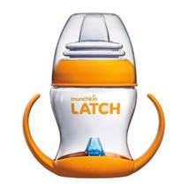 Munchkin Latch Transition Cup, Colors May Vary, 4 Ounce - $9.10