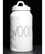 RAE DUNN By Magenta Woof Treat Canister - $20.00