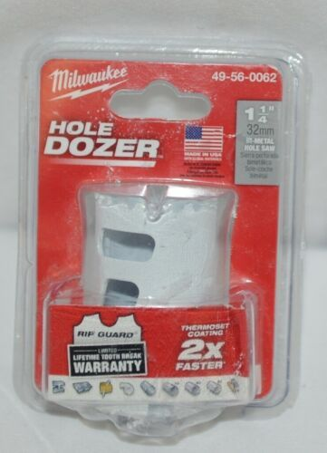 Primary image for Milwaukee Product Number 49560062 Bi Metal Hole Saw Hole Dozer
