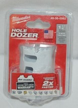 Milwaukee Product Number 49560062 Bi Metal Hole Saw Hole Dozer - $9.99