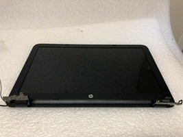 HP 15-ay157cl complete lcd panel display assembly Blue 15.6 HD - $74.25