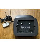 #1 Bouncepad Luna With Keys For IPad Air 1 & 2 - Black Metal Countertop ... - $44.54