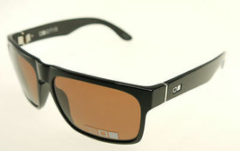 OTIS LAST NIGHT Black / Copper Polarized Sunglasses 81-1308PP - $175.91