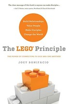 The LEGO Principle: The Power of Connecting to God and One Another [Paperback] B image 2