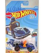 2018 Hot Wheels #183 HW Ride-Ons 3/5 LET'S GO Blue w/Rear Copper/Front B... - €5,48 EUR